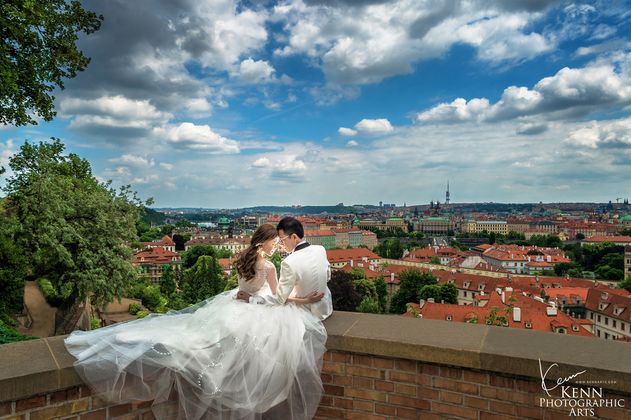Horus & Ming Prague Pre Wedding Photos