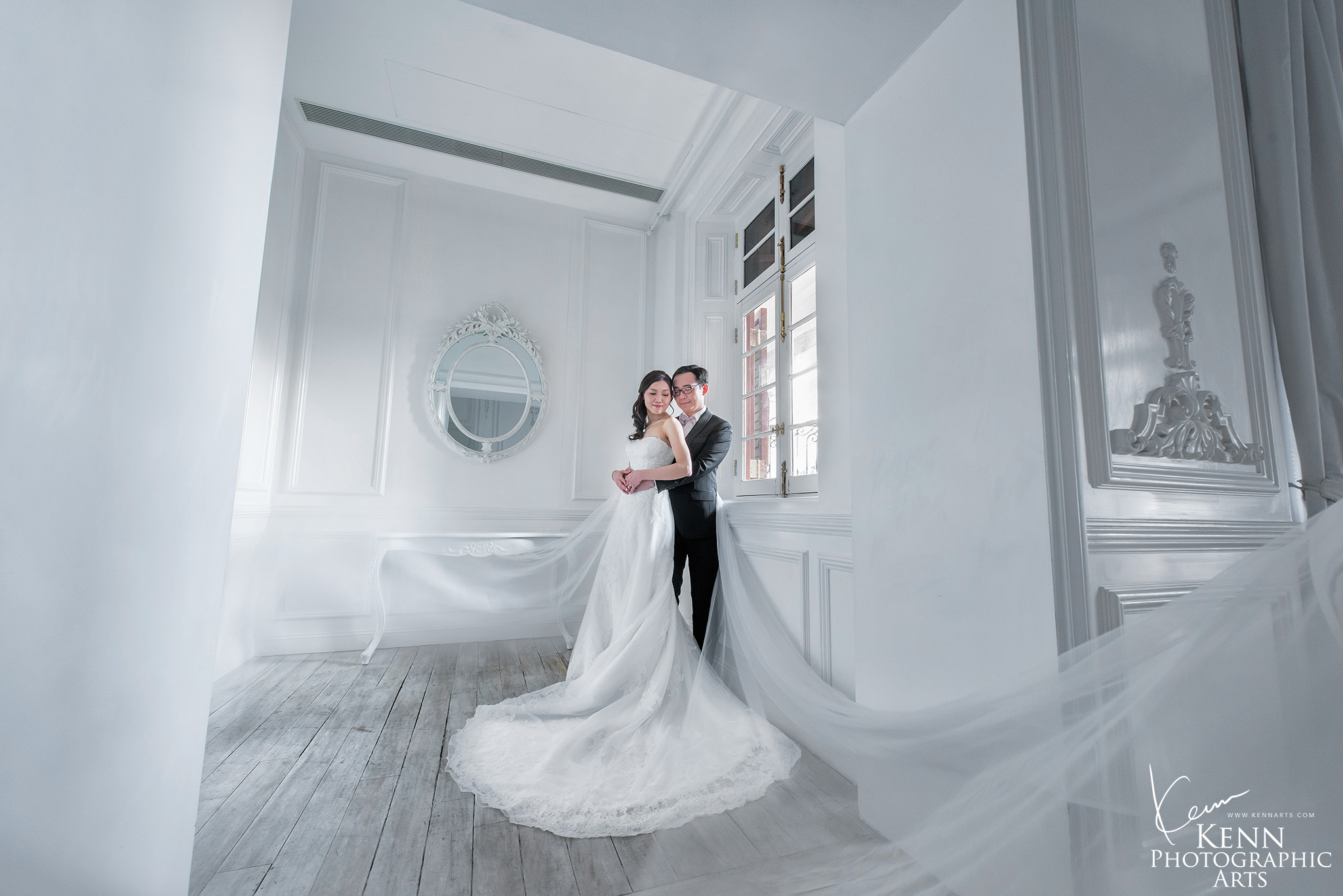 Josephine & Horace HK Pre Wedding Photos