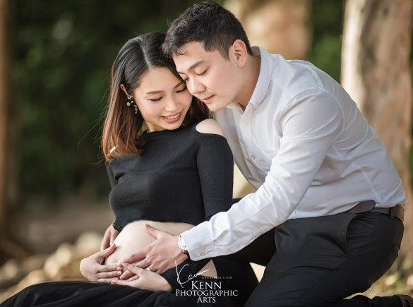 Abbie & Jackey Pregnancy Photos