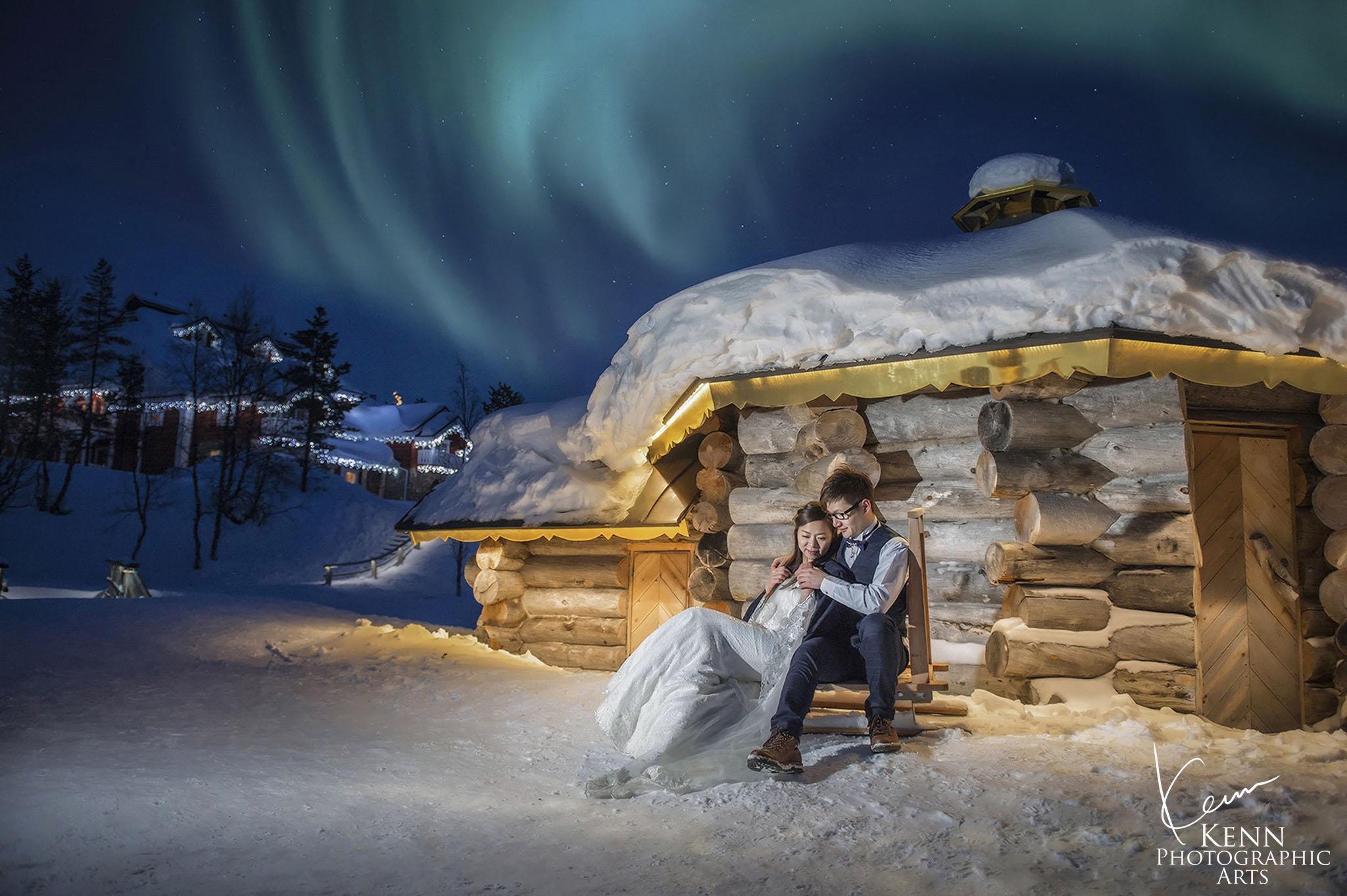 Ada & Kat Finland Pre Wedding Photos