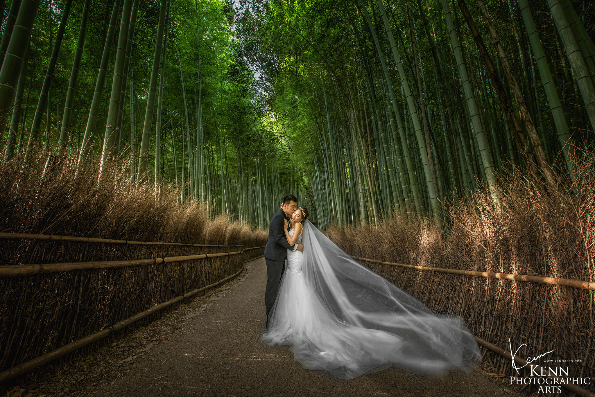 Kitty & Joseph Kyoto Pre Wedding Photos