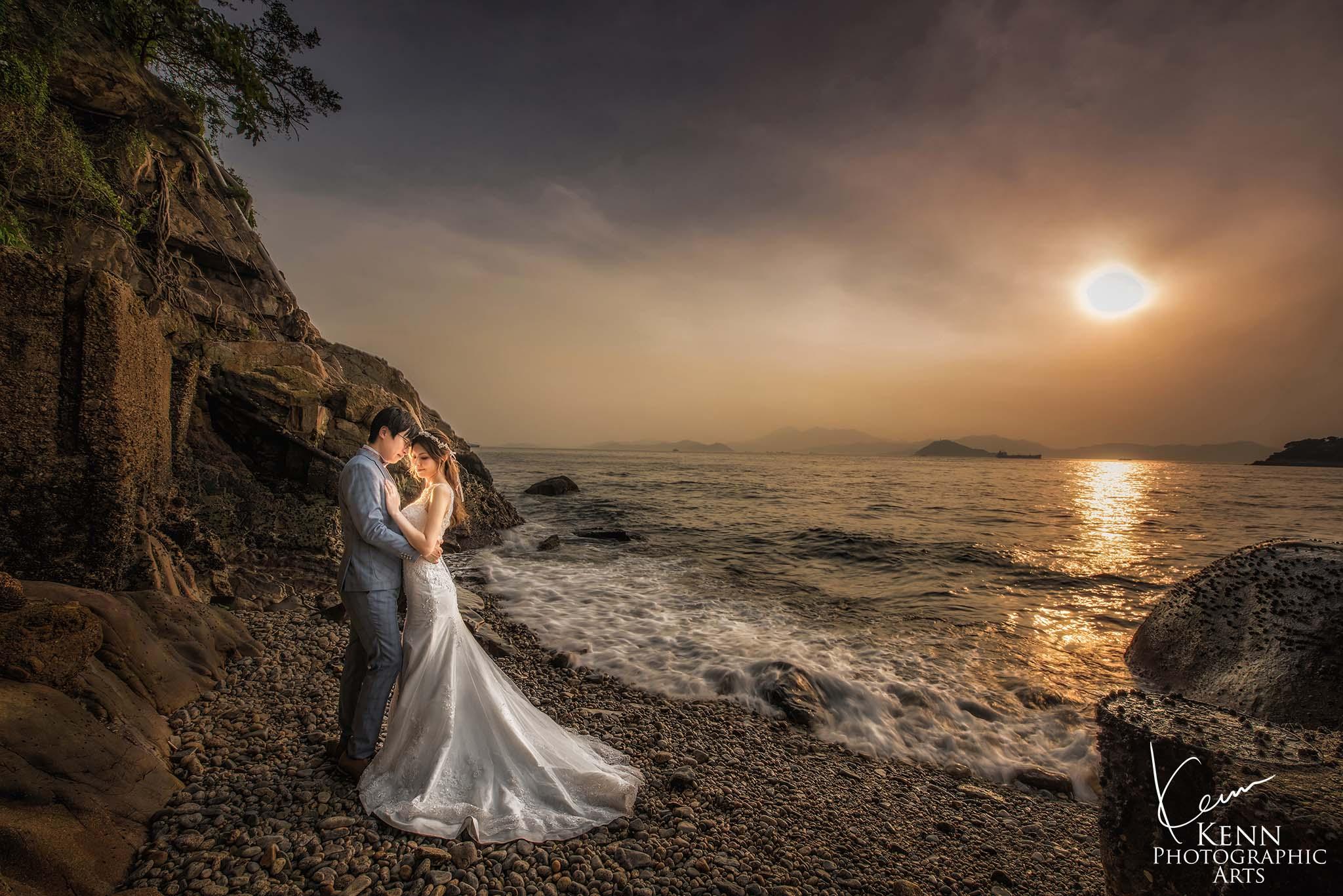 Pinky & B HK Pre Wedding Photos