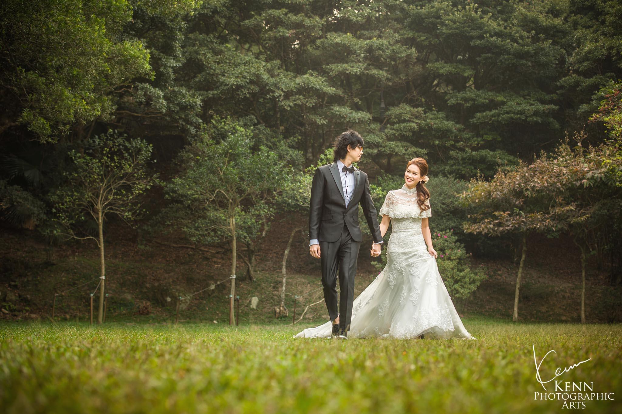 Rosanna & William HK Pre Wedding Photos