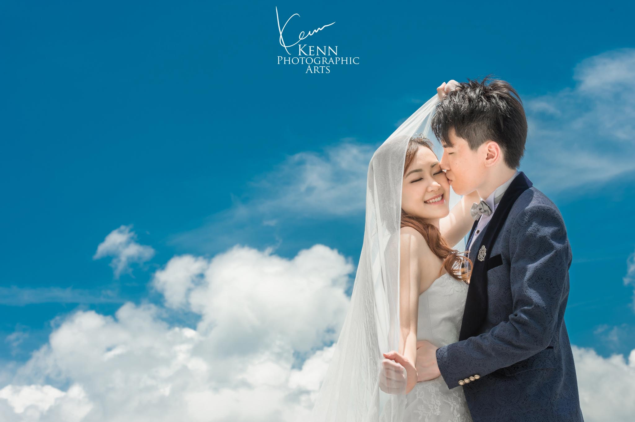 San & Andy HK Pre Wedding Photos