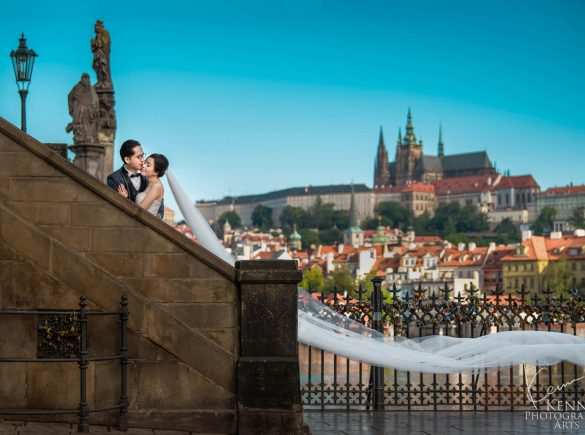 Bobo & Ricky Prague Pre Wedding