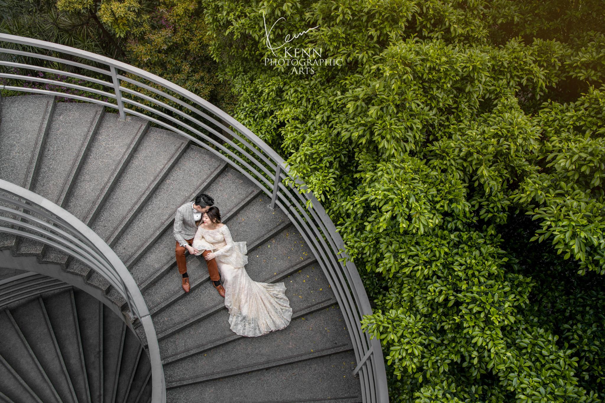 May & Daniel HK Pre Wedding Photos