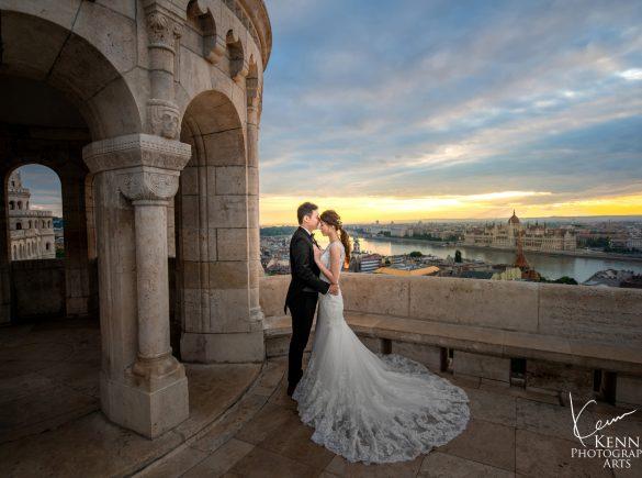 Cherry & Phil Budapast & Prague Pre Wedding Photos