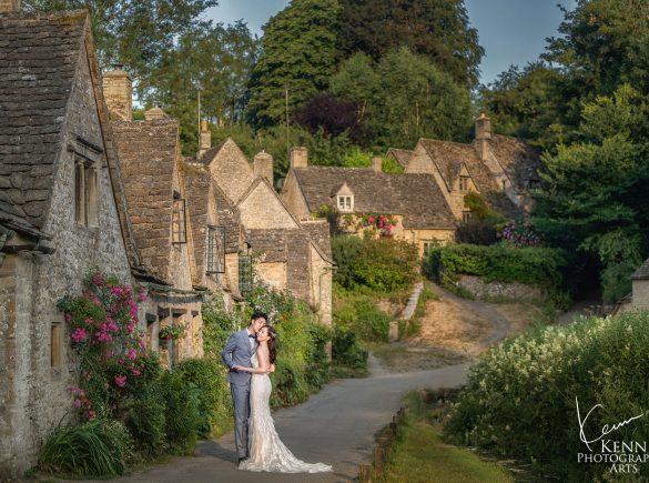 Fiona & Tung UK Pre Wedding