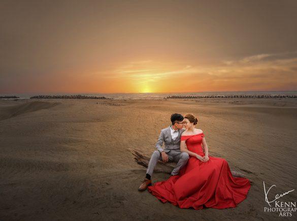 Tracy & Tony Taiwan Pre Wedding