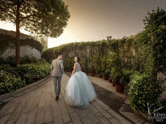 Jessica & Thomas Hong Kong Pre Wedding