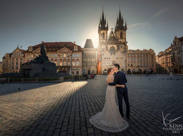 Cookie & King Prague Pre Wedding